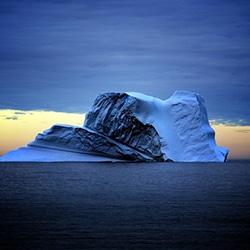 Iceberg au Groenland (flickr) par Jabi - El de verdad