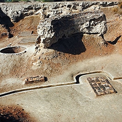 Site archéologique d'Harappa