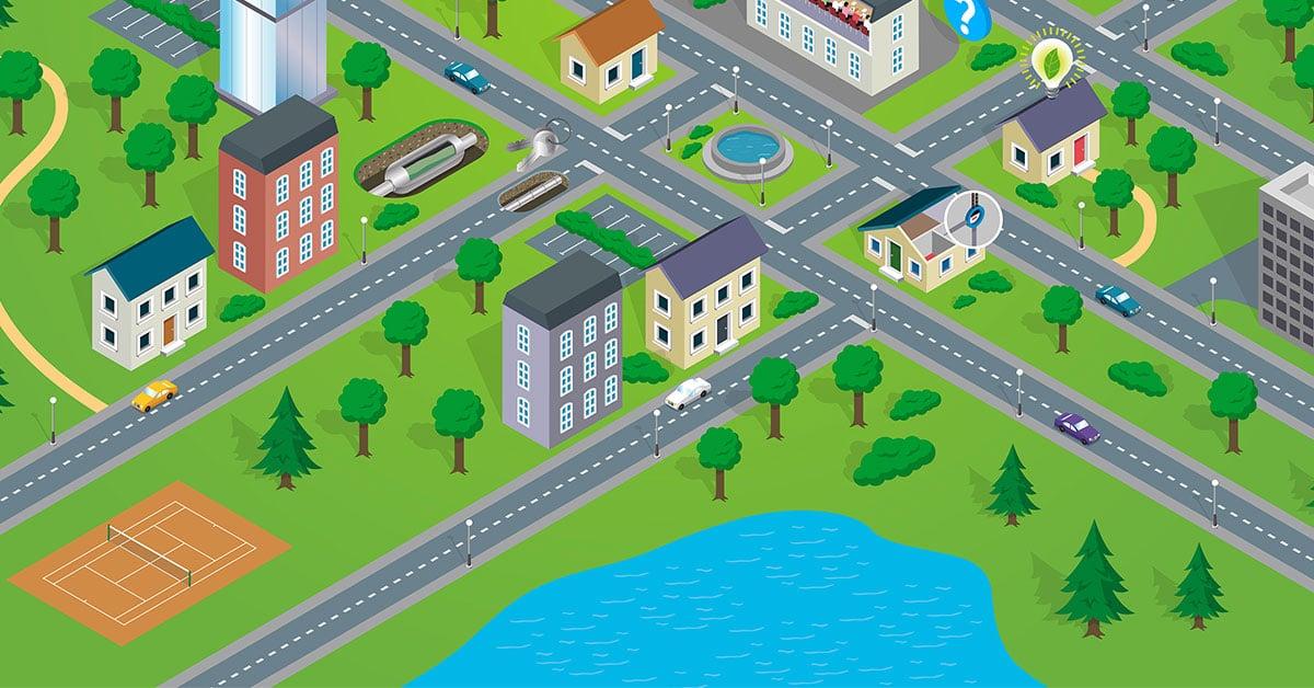 Ma ville, mon eau & Moi - L'eau et l'environnement
