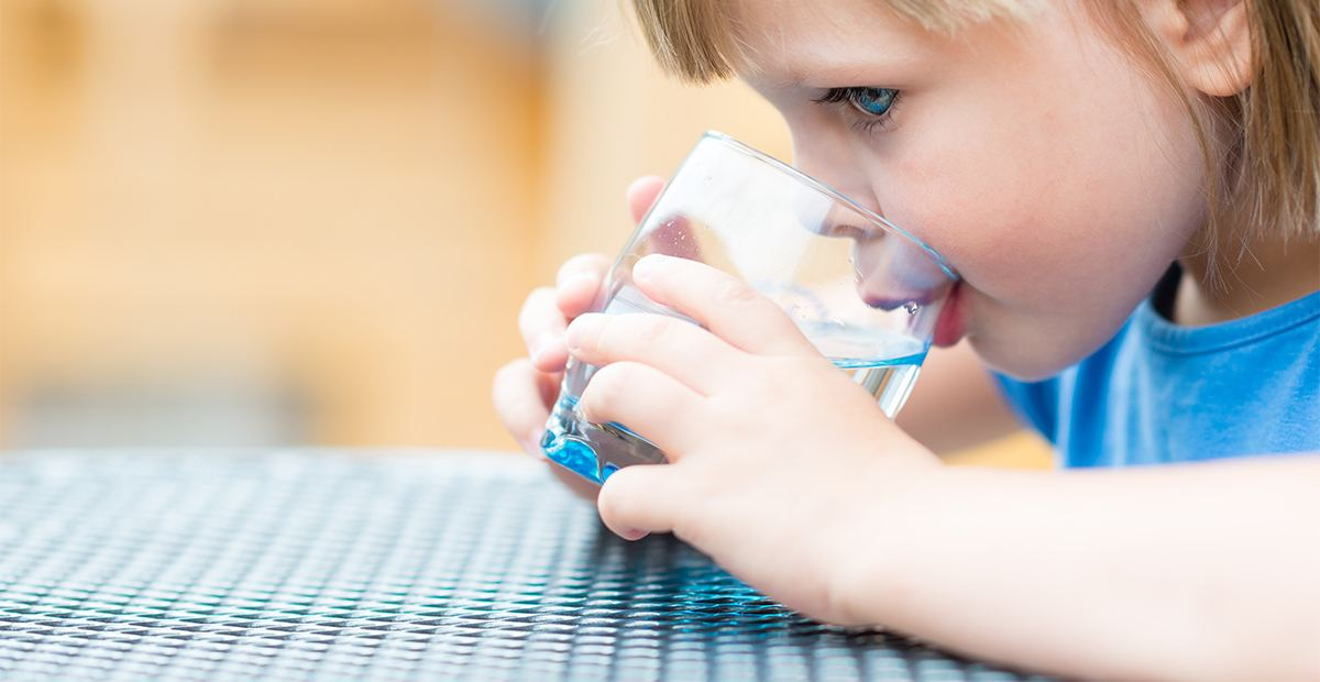 Eau, hydratation et hygiène