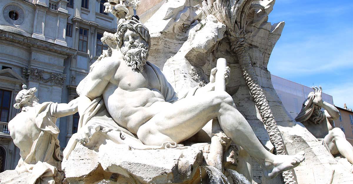 Eau mythes et symbolique