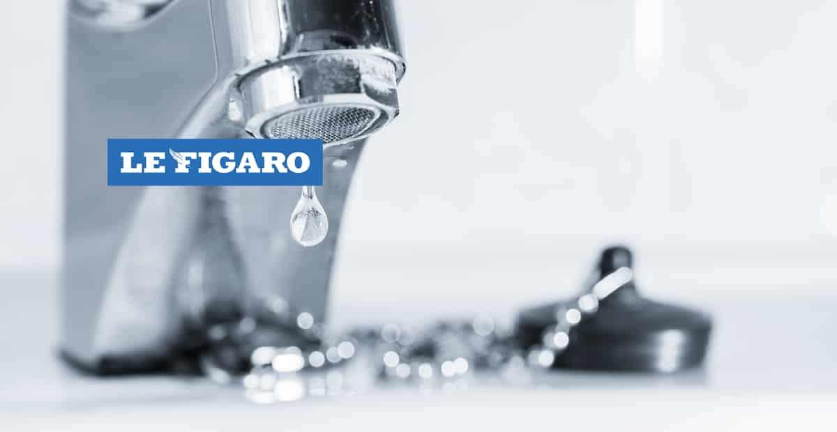 En France, l'eau du robinet est le produit alimentaire le plus contrôlé