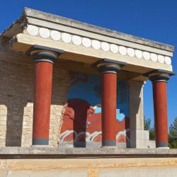 Crète - Palais de Cnossos