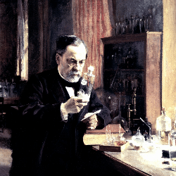 © Getty Images Louis Pasteur