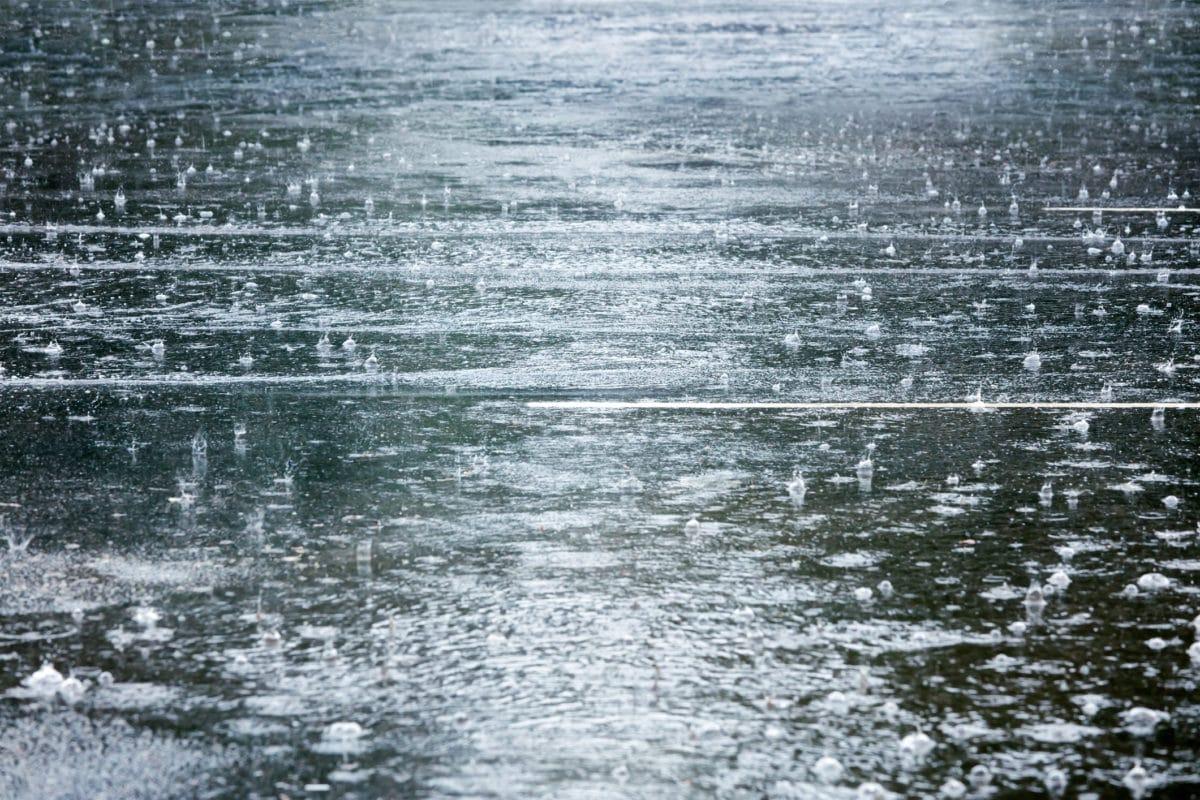 Pendant la pluie - Maurice Rollinat Pluie