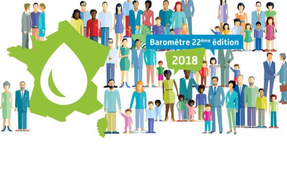 Baromètre 2018 Les Français et l'eau