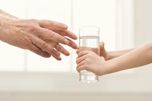 Hydratation pendant la canicule