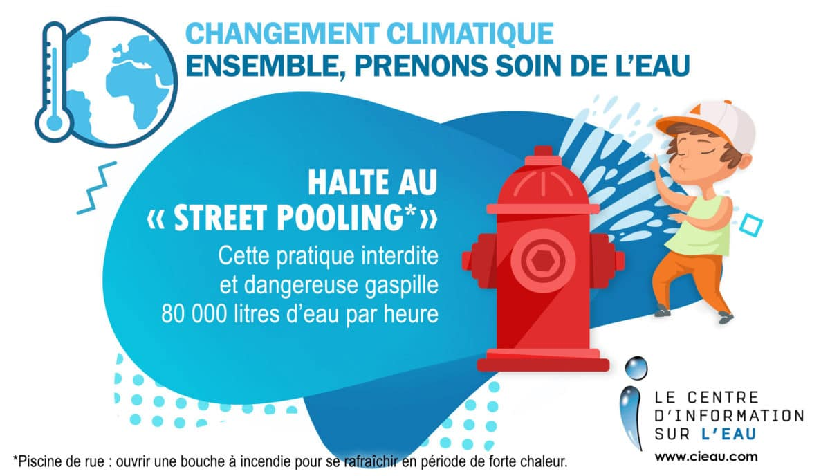Halte au « street pooling »