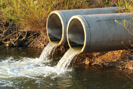 Exploitation des eaux usées