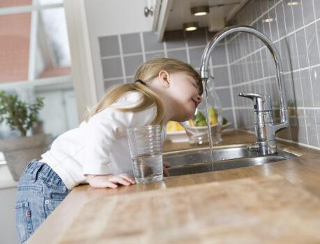 Qualité : L'eau du robinet est sûre