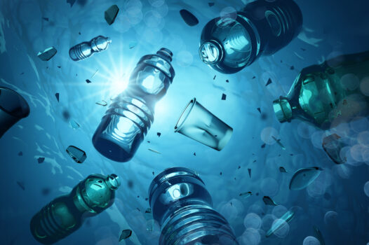 table ronde polution plastique eau